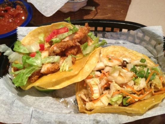 Local Taco : Buffalo and Korean