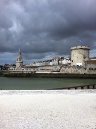 Tour de la Lanterne: la Rochelle