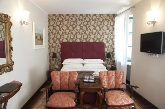 Hotel Vela Vrata: Superior room