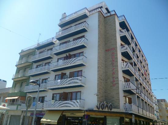 Hotel Mont-Palau: hotel