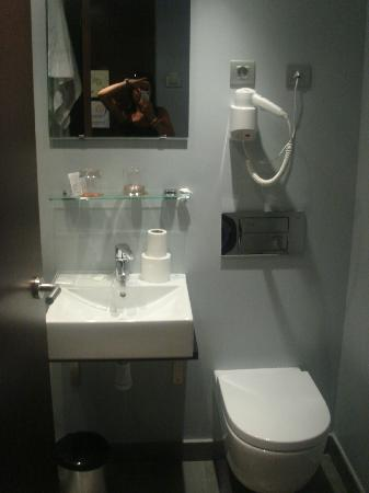 Hotel Madanis Liceo : lavabo