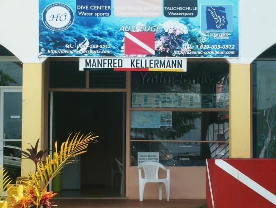 Ozeanic Caribbean & H2O Scuba Diving Center