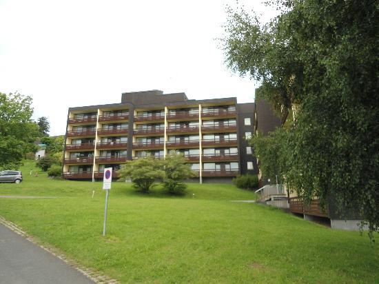 Rhön Park Hotel: Les appartements
