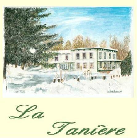 Bienvenue at La Taniere Gite B&B