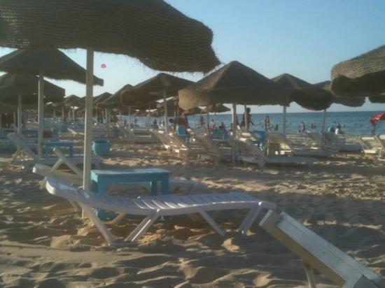 Hotel Samara: beach
