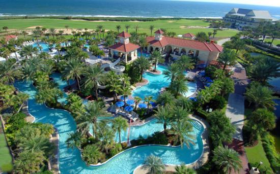 Hammock Beach Resort: Pool