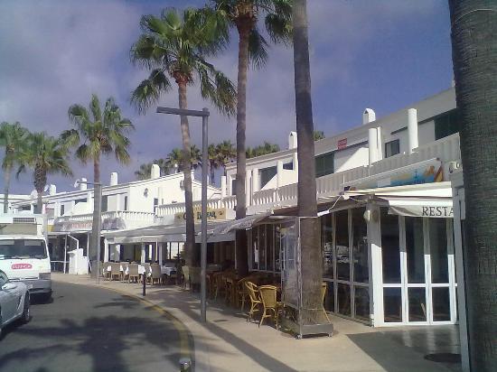 Apartamentos Brisas Playa Park: PORTICCIOLO