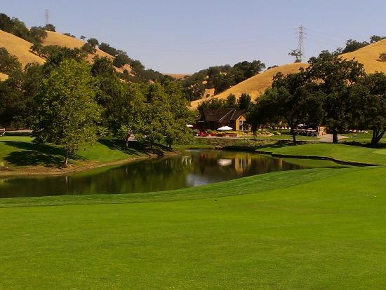 Rosewood CordeValle: From the 18th hole