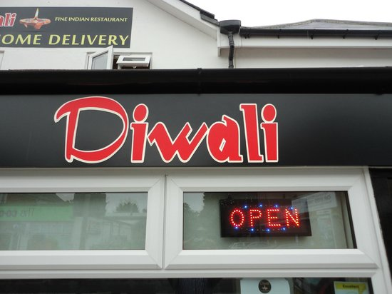 Farnborough, UK :                   Diwali depicting its cultural values