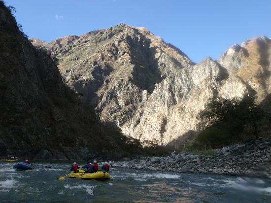 Activities Peru Rafting tours