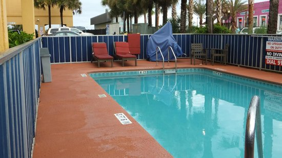 Best Western Oceanfront: Hotel Pool