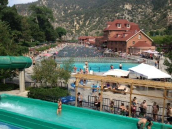 Glenwood Hot Springs Lodge: Glenwood Hot Springs Pool