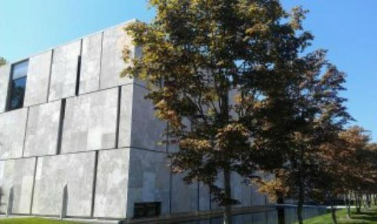 The Barnes Foundation: building