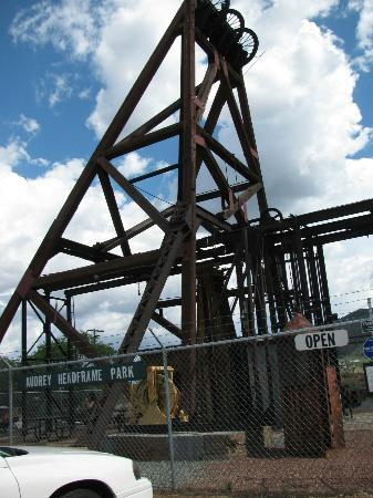 Jerome Chamber of Commerce: Audrey Headframe Park