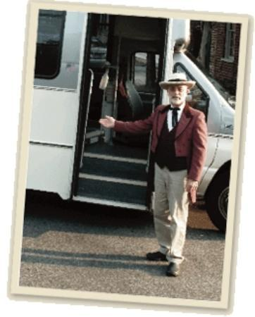 Doin' the Charleston Tours: Marvin, your funny, knowledgable, native Charlestonian tour guide