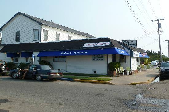 Mildred's Strathmere Restaurant: Mildred's exterior