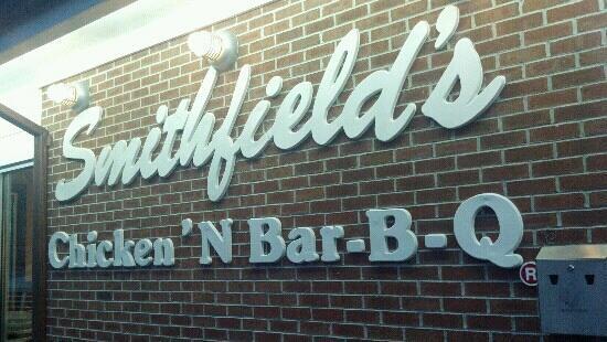 Smithfield's Chicken 'N Bar-B-Q