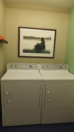 Bluegreen Vacations Studio Homes at Ellis Square, an Ascend Resort Collection: Laundry