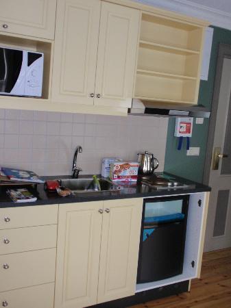 Hotel Reykjavik Centrum : Kitchen Area