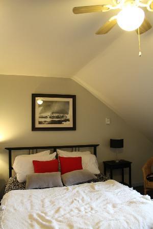 B&B A La Découverte : bedroom