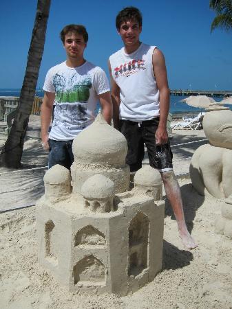Sand-Isle: Finished!