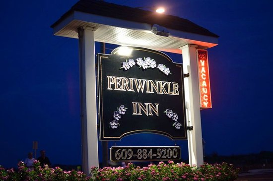 Periwinkle Inn: Sign