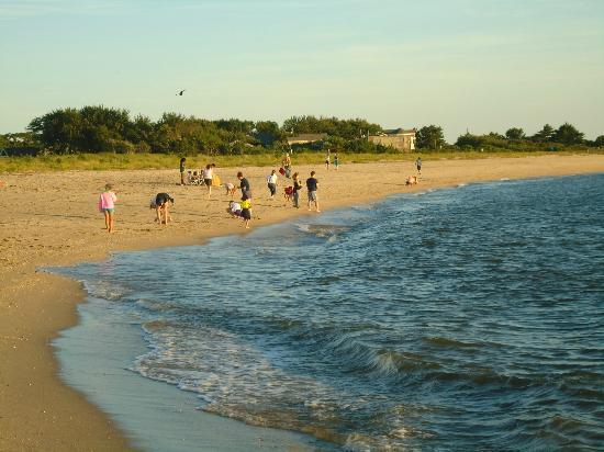 Lower Township, Nueva Jersey: Sunset beach