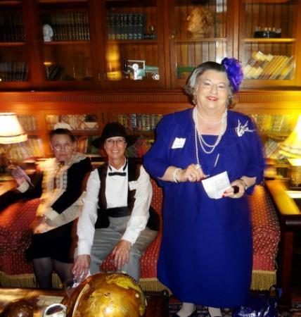 The Stone Lion Inn: Miss Martha