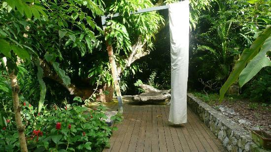 Villa Rainbow: Relaxation Area 