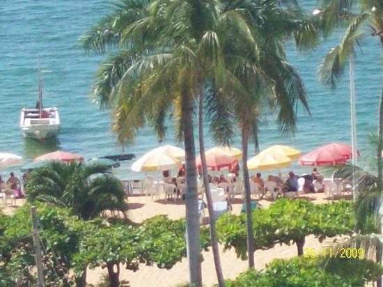 Playa y Mar en Acapulco
