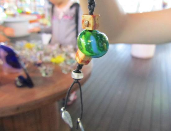 Ryukyu Glass Village (Craft) : 出来上がり