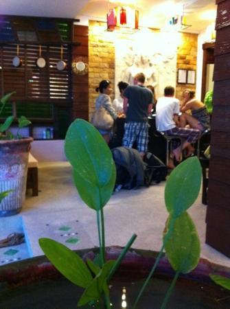 Athome Hotel @Nanai 8 & Thai Kitchen : simplicy e cosy