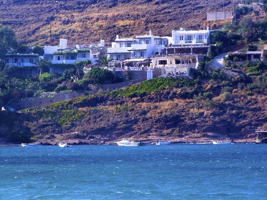 Panormos Village: Hotel
