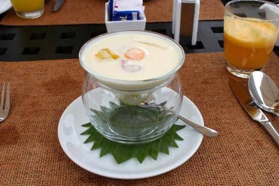 Kiridara: Yum Yogurt with Fresh Fruits!
