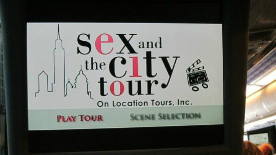 new york sex and the city tour reviews in Pasadena