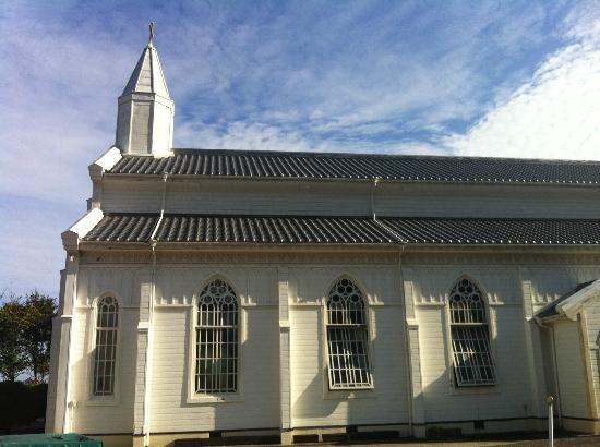 Goto, Japão: 水之浦教会