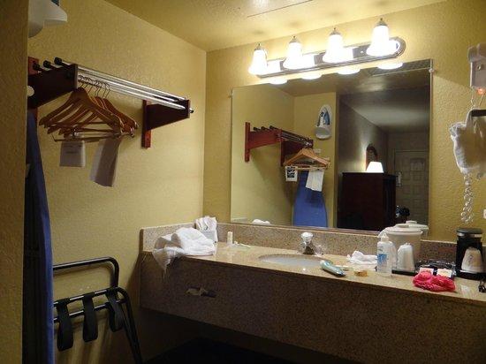 Quality Inn I-40 & I-17 : sdb
