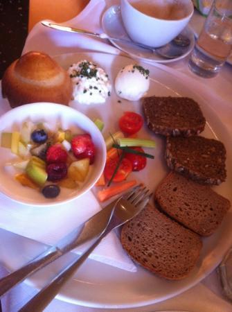 Blaustern: 'fit' breakfast