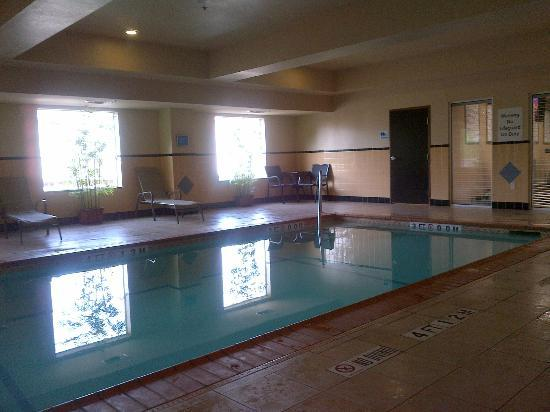 Holiday Inn Express & Suites Corpus Christi: indoor pool