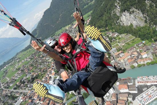 AlpinAir Paragliding Interlaken Switzerland