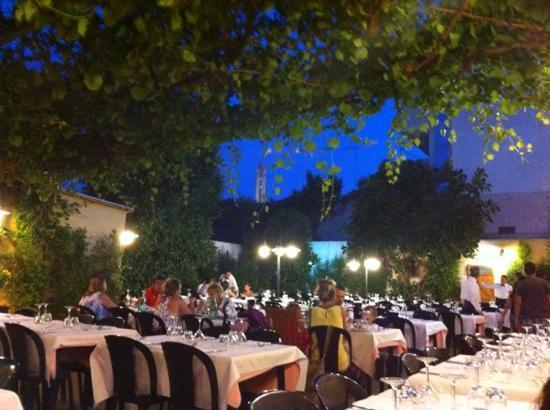 Linguine cleopatra picture of ristorante la pergola - Ristorante corallo santa maria al bagno ...