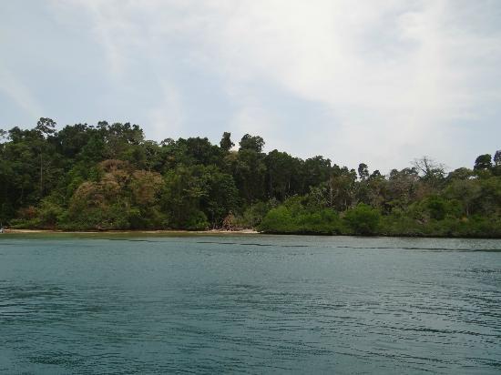Red Skin Island