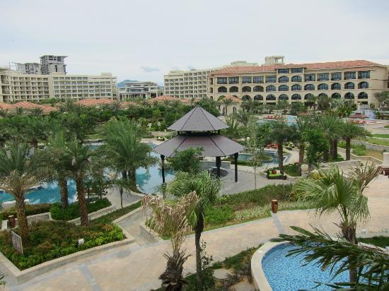 The Royal Begonia, A Luxury Collection Resort Sanya: View from Room