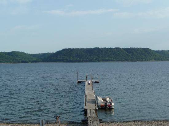 Harbor Hill Inn : Lake Pepin