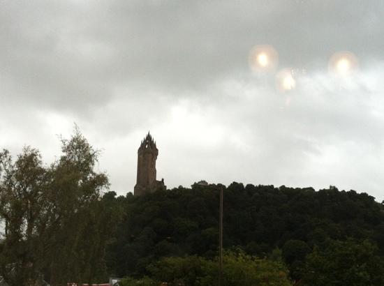 Cressington B&B: vista su monumento