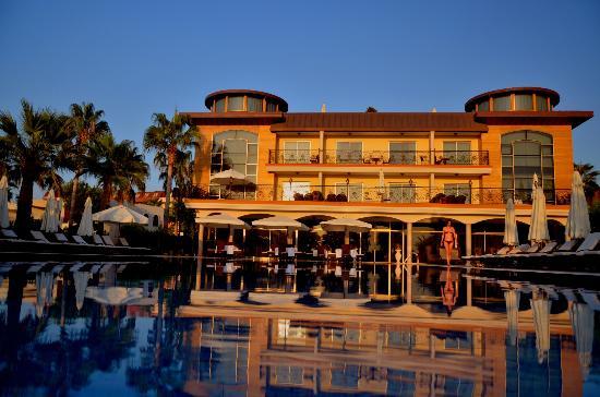 Villa Augusto: Hotel view