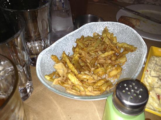 Psomi kai Alati: Potato skins in greek way..Terrific!!!