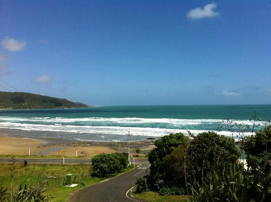 Ahipara Bay Motel: Beautiful View