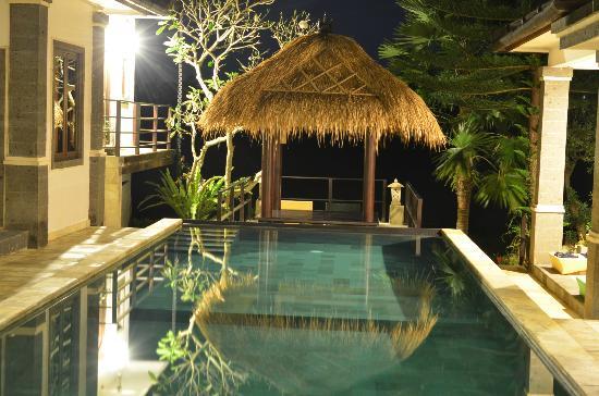 Balam Bali Villa: Pool