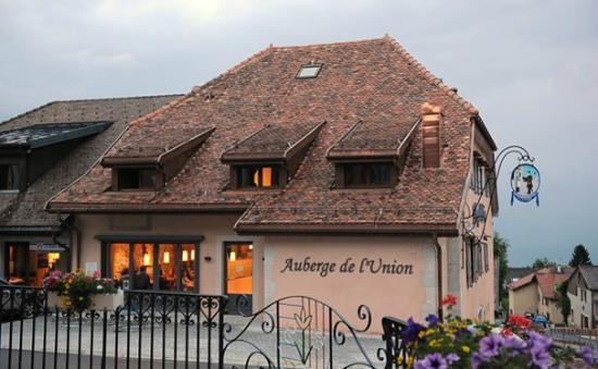 L'Union - Auberge Communale d'Arzier
